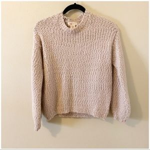 NWOT YES LOLA Pink Sweater